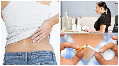 9 способів позбутися гострого болю внизу спини