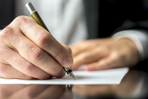 Пишіть, щоб рани швидше загоювалися