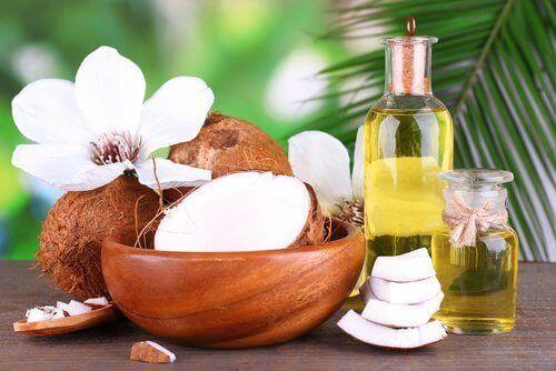 кокосова олія