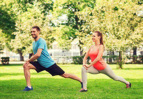 фізична активність підвищує статевий потяг