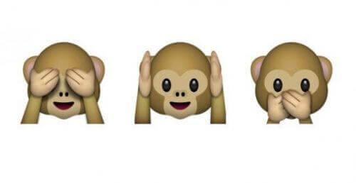 три мудрі мавпи