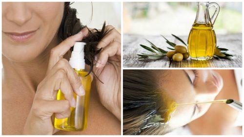 6 способів покращити вигляд волосся за допомогою оливкової олії