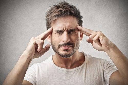 порушення концентрації при недоотриманні сну