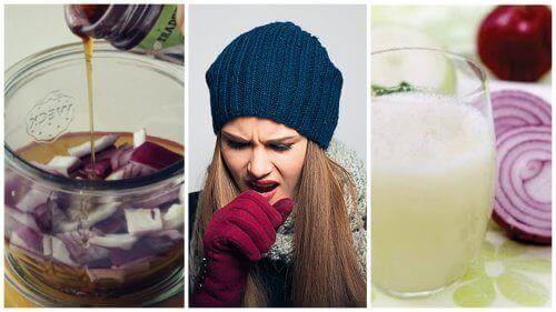 5 способів позбутися кашлю за допомогою цибулі