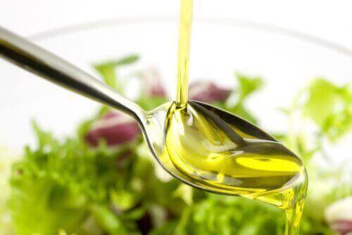 Оливкова олія для підшлункової залози та печінки