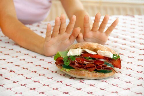 відмовтесь від шкідливої їжі
