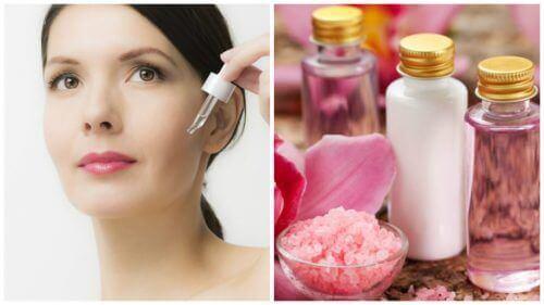 4 засоби для зміцнення та омолодження шкіри