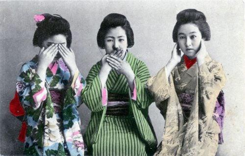 три жінки