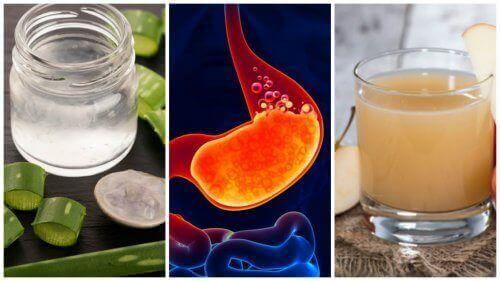 5 природних засобів, щоб звільнитися від печії