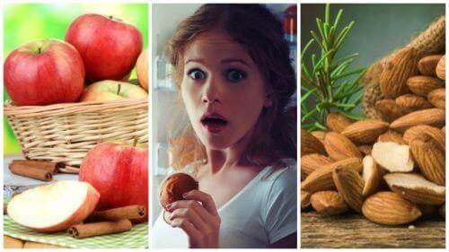 7 продуктів, які допомагають побороти занепокоєння