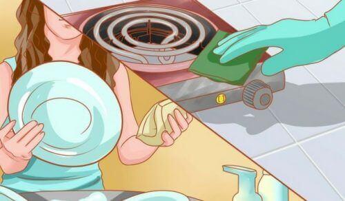 Чому чистота вдома – це не завжди добре