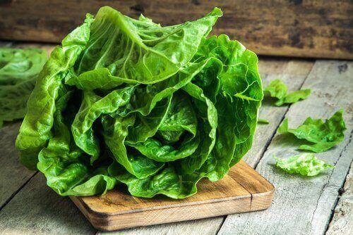 настій з листя салату