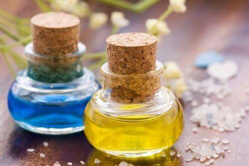 Ефірні олії проти зморщок