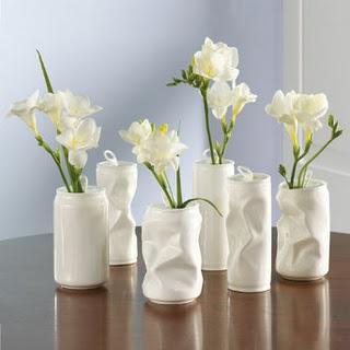 квіткові вази різної форми