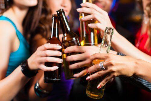 Алкоголь завдає шкоди ниркам