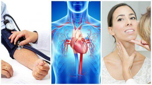 7 потенційних причин виникнення застійної серцевої недостатності