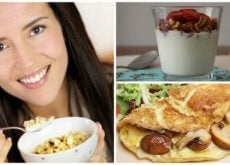 білкові сніданки