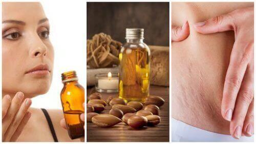 Арганова олія для покращення шкіри