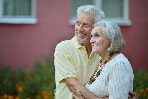 старіння чоловіка та жінки