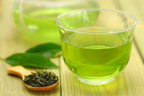 Як пити зелений чай: 4 нові способи