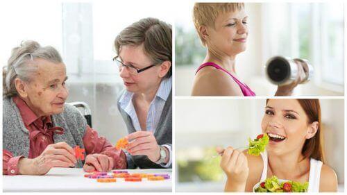 6 звичок, щоб зменшити ризик виникнення деменції