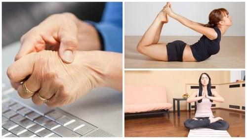 Йога допоможе вилікувати зап'ястковий тунельний синдром