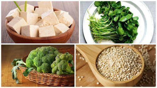нова харчова піраміда - овочі