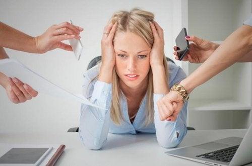 безсоння через стрес