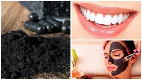 8 цікавих способів використання активованого вугілля