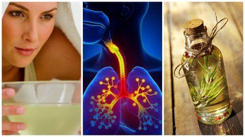 Як усунути симптоми бронхіту: 6 домашніх засобів