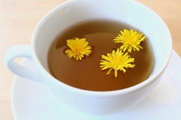 Кульбаба та кульбабовий чай проти екземи