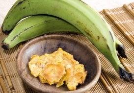 7 корисних для здоров'я властивостей зелених бананів