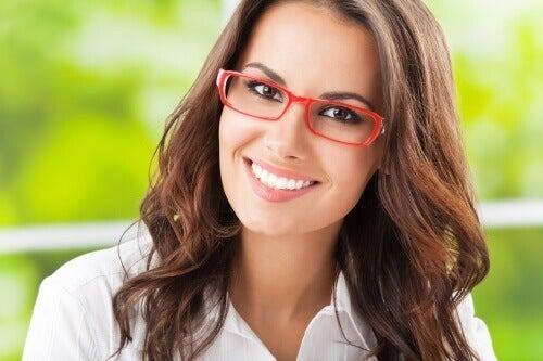 як чистити окуляри