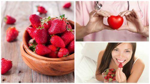 8 фактів про користь полуниці для здоров'я