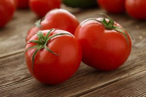 сечогінні продукти - помідори