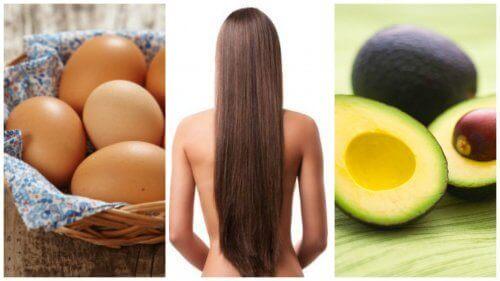 Як прискорити ріст волосся: 8 продуктів