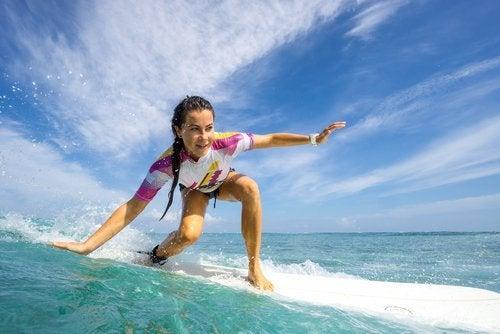 серфінг для здоров'я