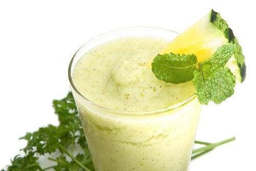 зелені смузі для схуднення