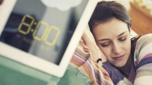 звички після їжі - сон
