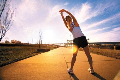поради для настрою - заняття спортом