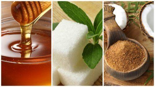 Замінники цукру, про які вам буде цікаво дізнатися