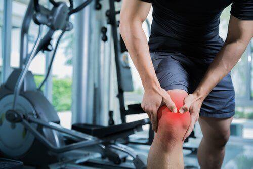 запалення і біль у м'язах