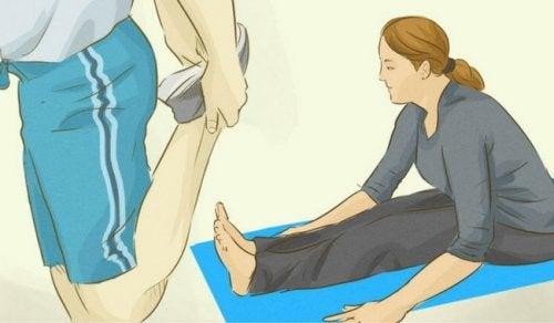 5 порад для зменшення судом ніг