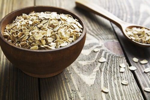 овес знижує холестерин