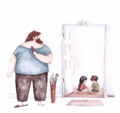 догляд за дітьми