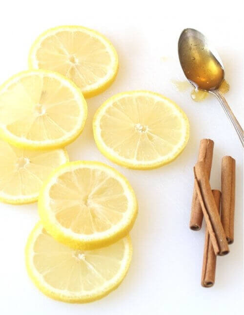 лимон та кориця від грипу