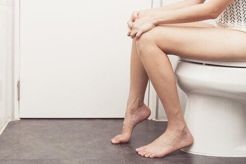 туалет і геморой
