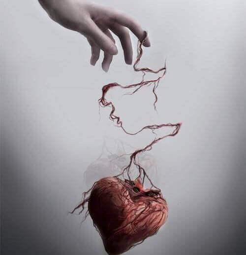 серце розрив