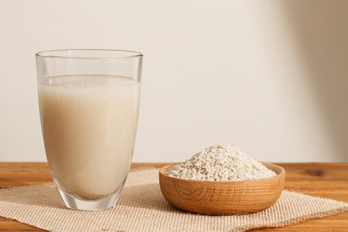 рисове молоко