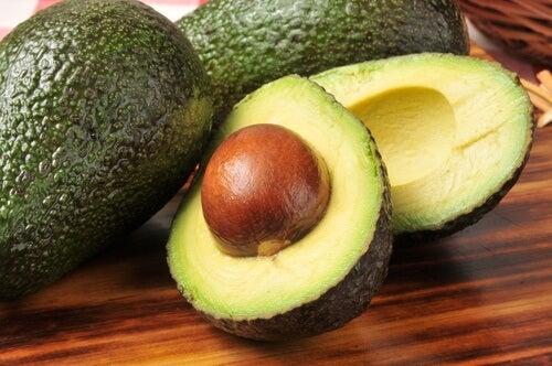 авокадо знижує холестерин